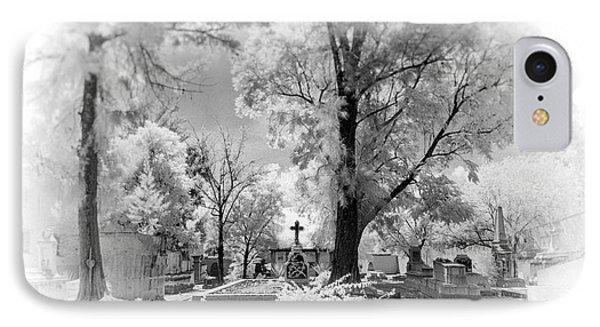 IPhone Case featuring the photograph San Jose De Dios Cemetery by Sean Foster