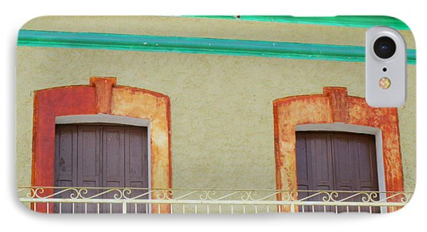 San Jose Del Cabo Doors 11 IPhone Case by Randall Weidner