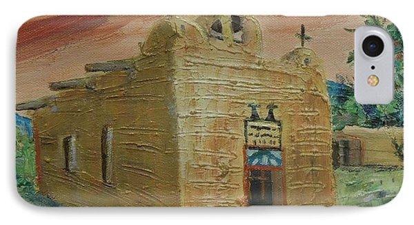 San Juan De Los Lagos - Sold IPhone Case by Judith Espinoza