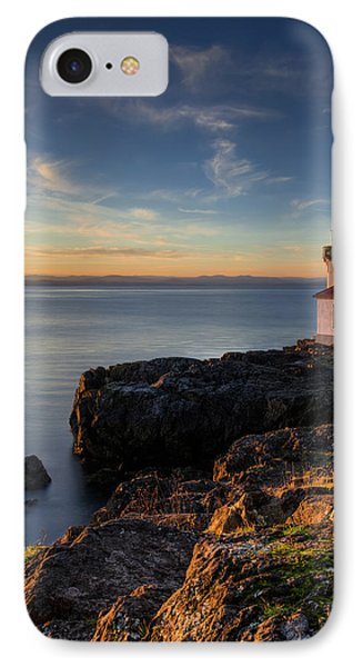 IPhone Case featuring the photograph San Juan Island Serenity by Dan Mihai