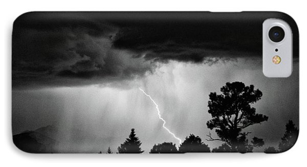 San Juan Strike IPhone Case by Kevin Munro