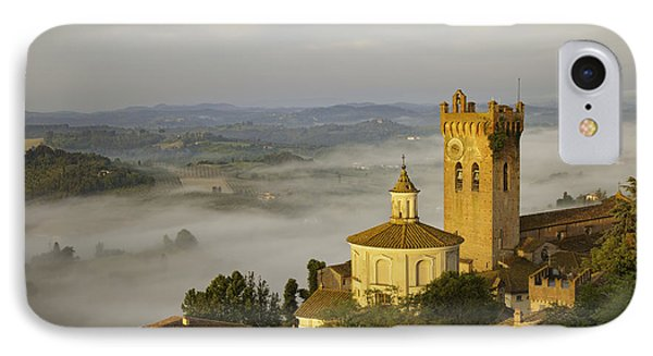 San Miniato IPhone Case by Brian Jannsen