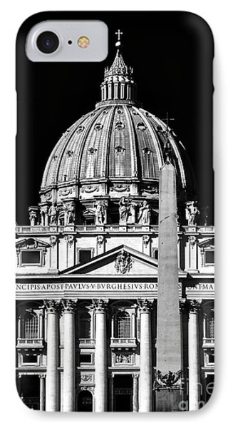 San Pietro Phone Case by John Rizzuto