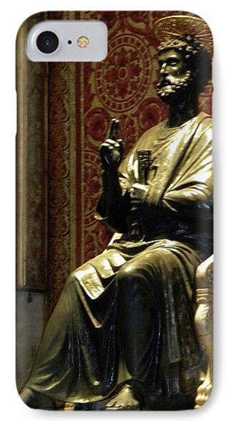 IPhone Case featuring the photograph San Pietro by Manuela Constantin