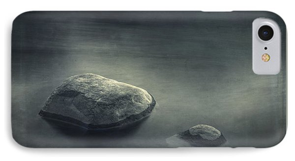 Sand And Water IPhone Case by Scott Norris