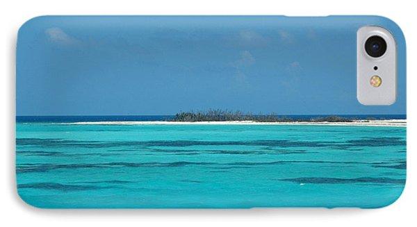 Sand Bar Island IPhone Case
