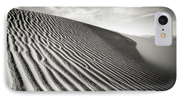 Sand Dune IPhone Case by Marius Sipa