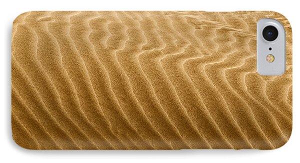 Sand Dune Mojave Desert California Phone Case by Christine Till