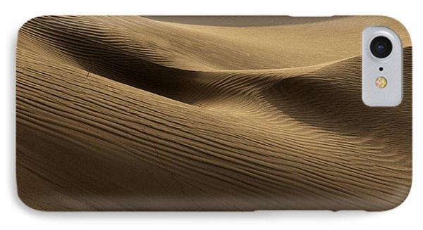 Sand Dune Phone Case by Phil Crean