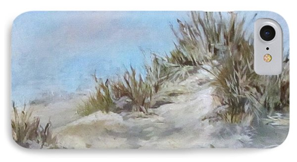Sand Dunes And Salty Air IPhone Case by Barbara O'Toole