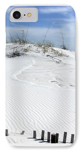 IPhone Case featuring the photograph Sand Dunes Dream 2 by Marie Hicks