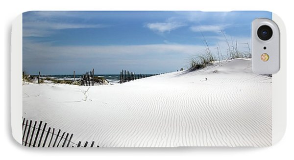 Sand Dunes Dream IPhone Case by Marie Hicks