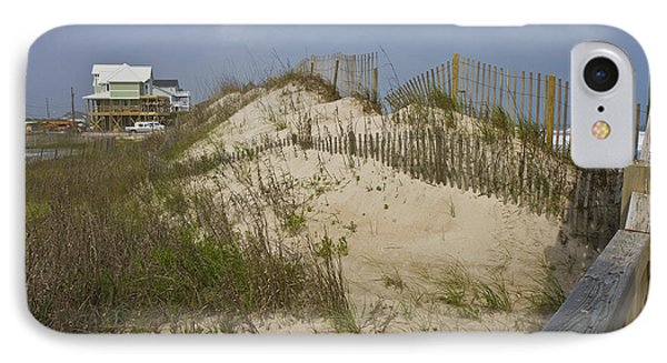 Sand Dunes II IPhone Case by Betsy Knapp