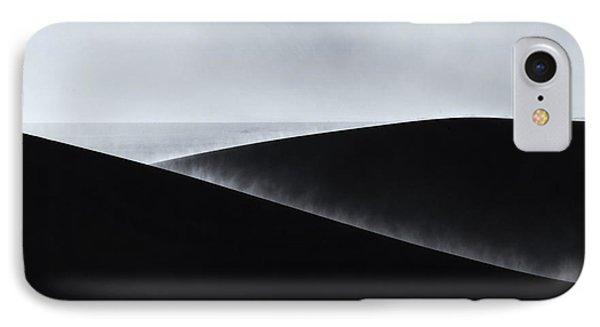 Sand Storm Aurora IPhone Case
