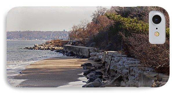 Sands Point Shore 2 IPhone Case