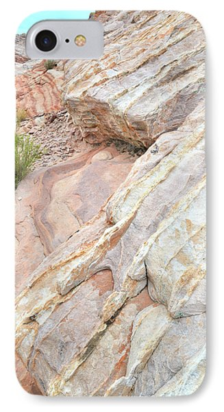 IPhone Case featuring the photograph Sandstone Cove In Valley Of Fire by Ray Mathis