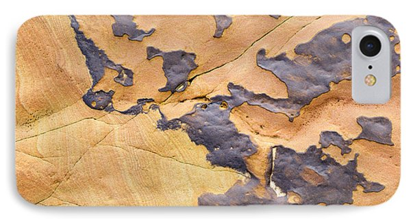 Sandstone Erosion  IPhone Case by Tim Gainey