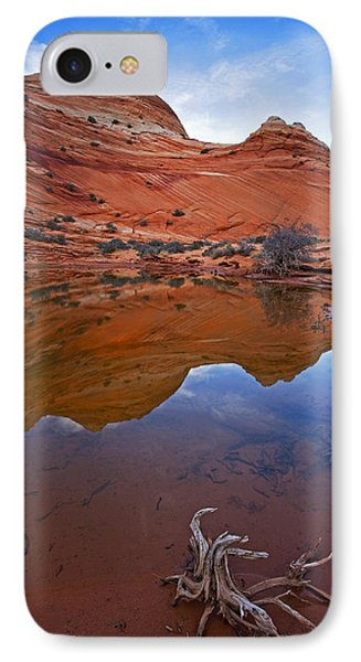 Sandstone Pools Phone Case by Mike  Dawson