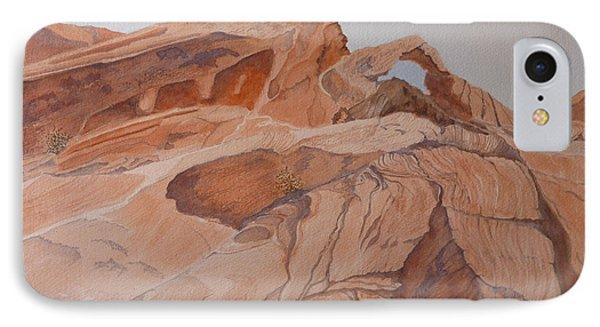 Sandstone Rainbow IPhone Case by Joel Deutsch