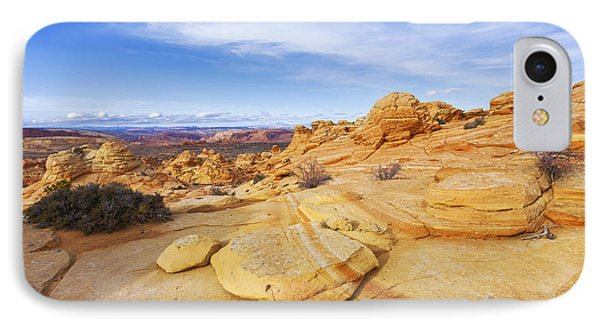 Sandstone Wonders Phone Case by Chad Dutson