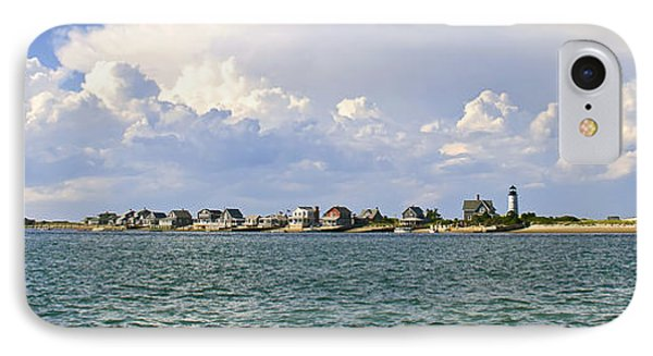 Sandy Neck Cottage Colony IPhone Case by Charles Harden