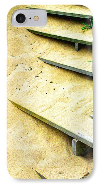 Sandy  Steps IPhone Case