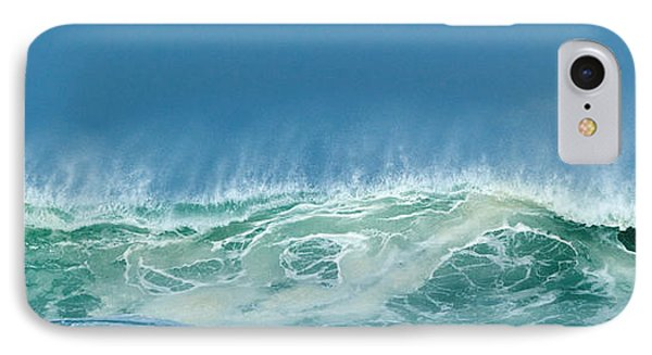 Sandy Wave IPhone Case by Michelle Wiarda