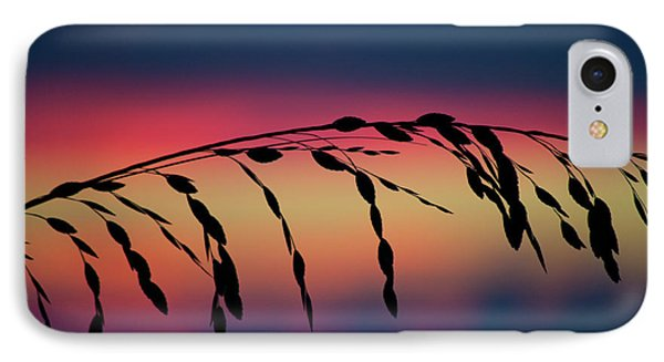 IPhone Case featuring the photograph Sanibel Sea Oats by Melanie Moraga
