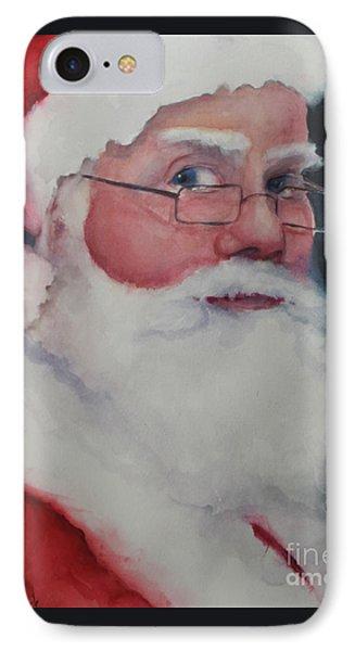 Santa 2016 IPhone Case