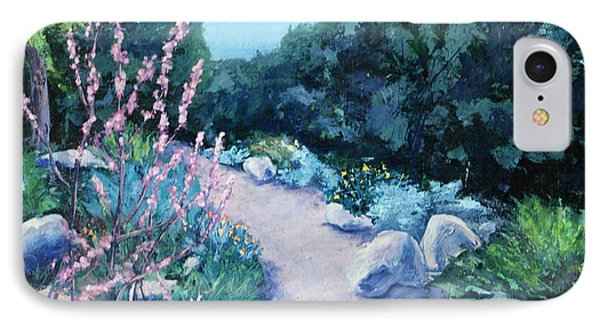 Santa Barbara Botanical Gardens Phone Case by M Schaefer
