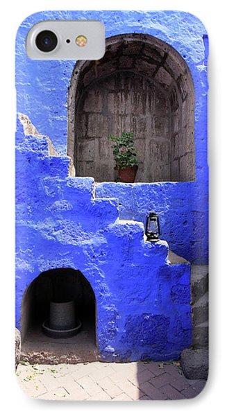IPhone Case featuring the photograph Santa Catalina Monastery, Arequipa, Peru by Aidan Moran