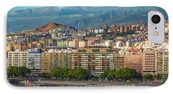 Santa Cruz De Tenerife IPhone Case