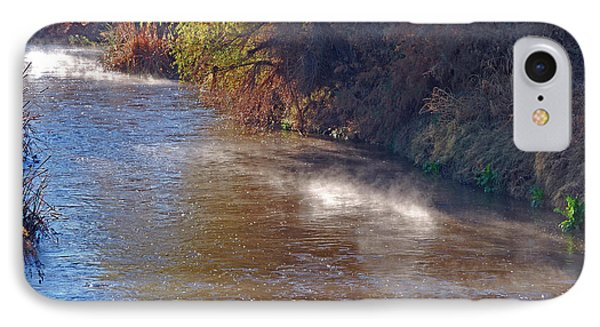IPhone Case featuring the photograph Santa Cruz River - Arizona by Donna Greene