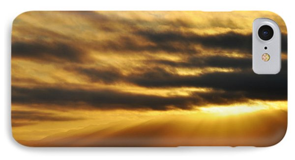 IPhone Case featuring the photograph Santa Monica Golden Hour by Kyle Hanson