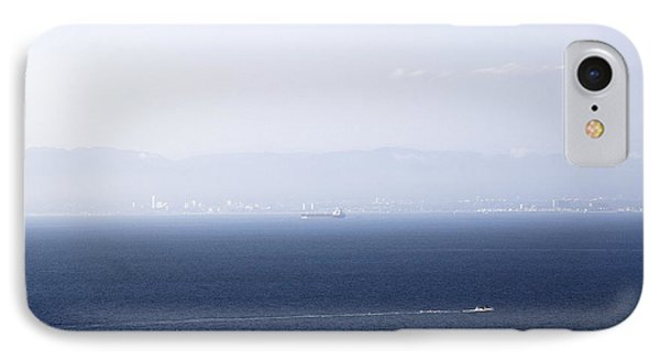 Santa Monica Phone Case by Viktor Savchenko