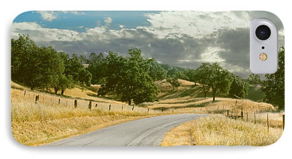 Santa Rosa Creek Road Passing IPhone Case