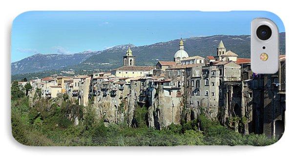 Sant'agata De' Goti, Campania, Italy IPhone Case by Lilach Weiss