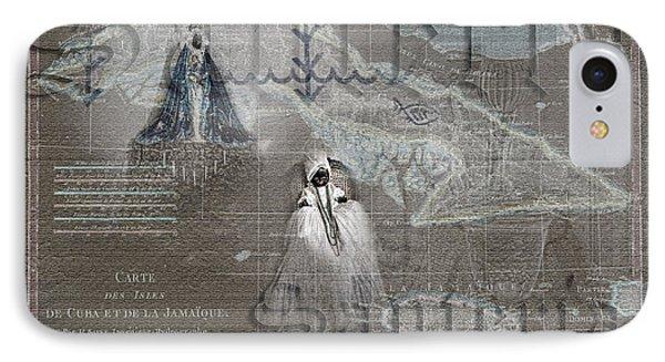 Santeria IPhone Case by Sharon Popek