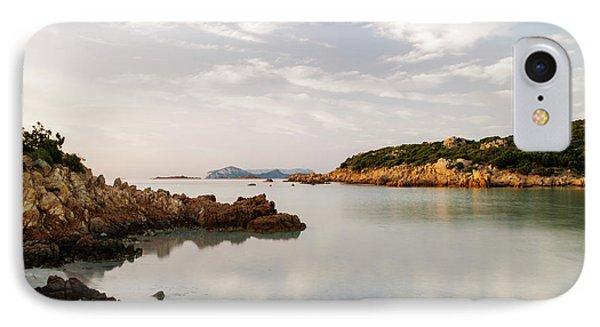 IPhone Case featuring the photograph Sardinian Coast I by Yuri Santin