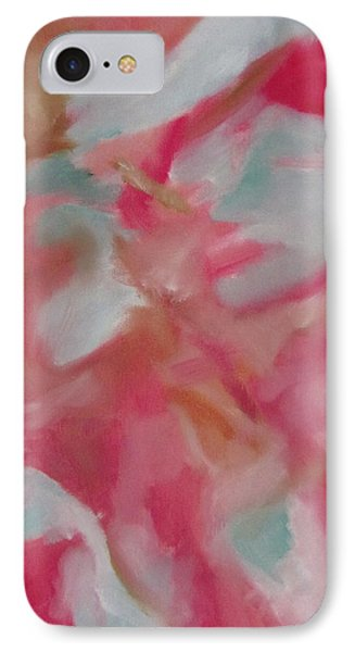 IPhone Case featuring the painting Sariel by Patricia Cleasby