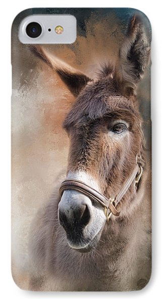 IPhone Case featuring the photograph  Lil Sassafrass by Robin-Lee Vieira