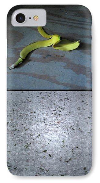 Banana iPhone 7 Case - Satan by James W Johnson