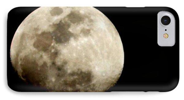 Satellite Serenade  IPhone Case