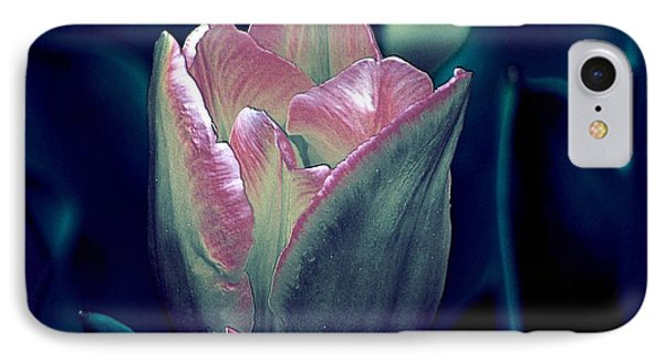 IPhone Case featuring the photograph Satin by Elfriede Fulda