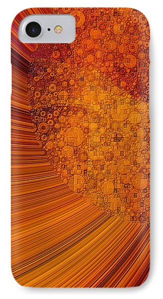 Saturated In Sun Rays IPhone Case