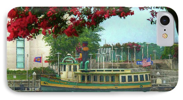 Savannah Belles Ferry - The Susie King Taylor IPhone Case