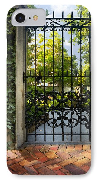Savannah Gate II IPhone Case