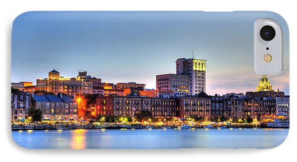 Savannah Skyline IPhone Case