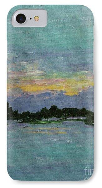 Savannah Sunrise IPhone Case by Gail Kent