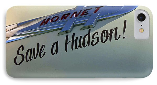 Save A Hudson IPhone Case